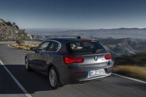 BMW série1 un design magnifique