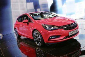Opel Corsaune automobile électrique