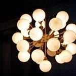 Déco tendance 2019 : la lampe boule