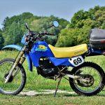 Un top case pour sa moto