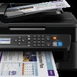 L'imprimante Ecotank ET-4550 d'Epson
