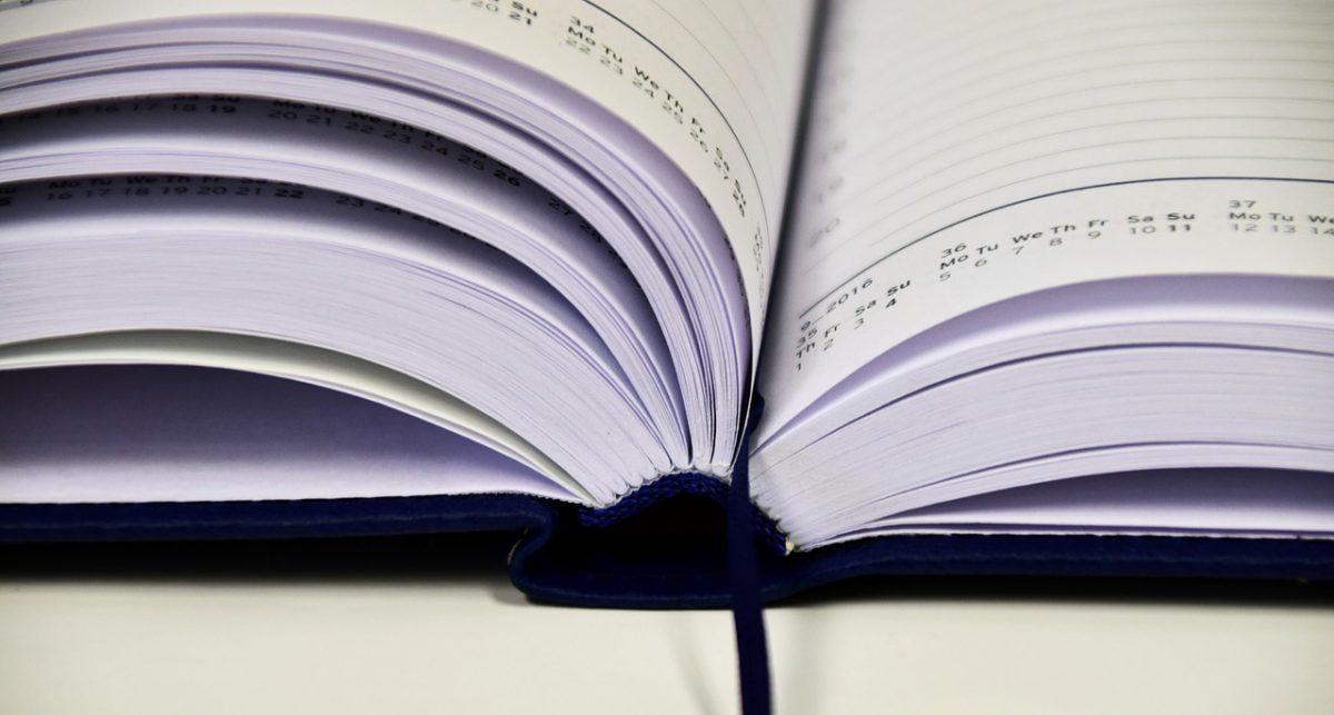 Agenda papier ou électronique